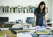 How salary of woman affects husband's health