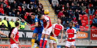 Rotherham United vs Shrewsbury