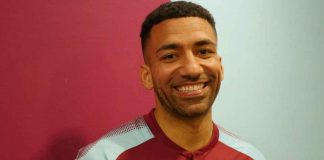 Aaron Lennon Burnley
