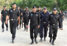 Law Enforcement Punjab