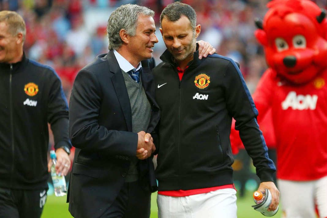 United Boss Jose Mourinho