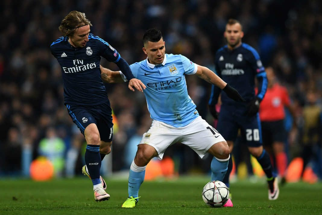 Real Madrid vs Man City