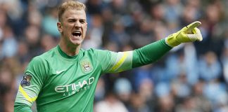 Joe Hart England