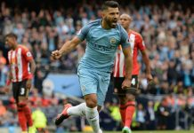Man City vs Sunderland