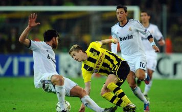 Real Madrid vs Borussia Dortmund