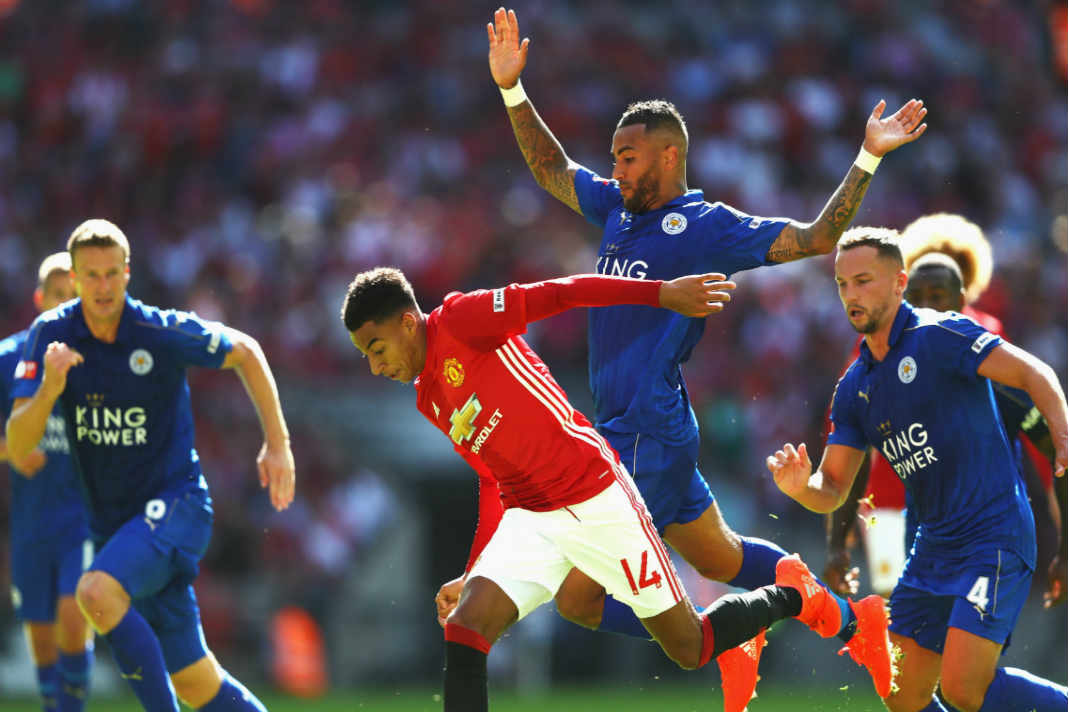 man united vs leicester city - photo #22