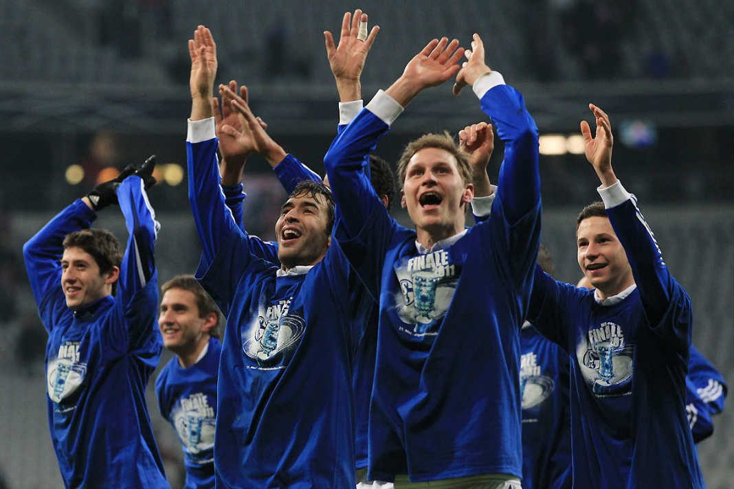Schalke 04 Rise and Fall in Europe