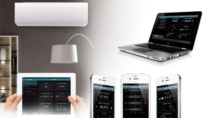 WiFi Controlled ACs
