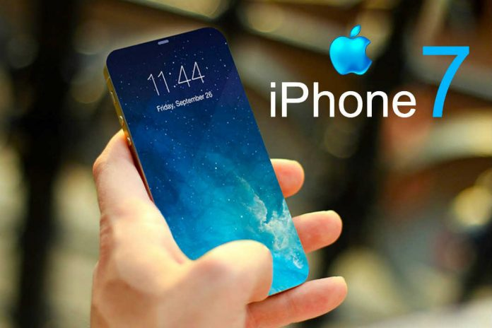 Apple iPhone 7 - See You on 7th