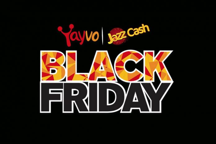 Yayvo Black Friday