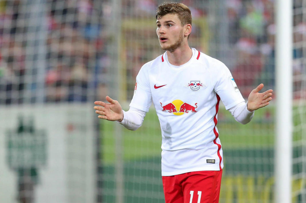 Timo Werner Rb Lleipzig