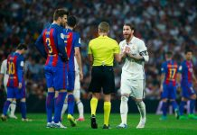 Real Madrid El Clasico Defeat