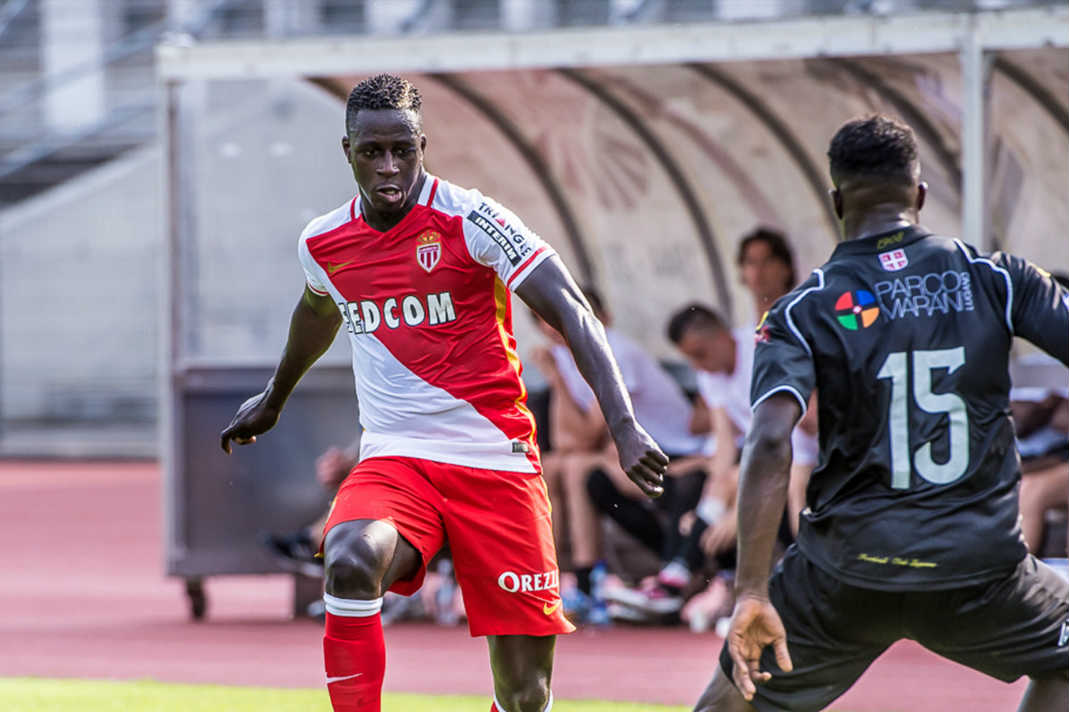 Benjamin Mendy AS Monaco