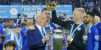 Premier League Champions Leicester City